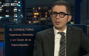 BERTO ROMERO Y SU CONSULTORIO