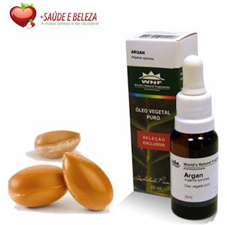 O óleo de Argan inicial era muito indicado para os cabelos, mas recentemente   descobriu-se também sua eficácia para o tratamento da pele
