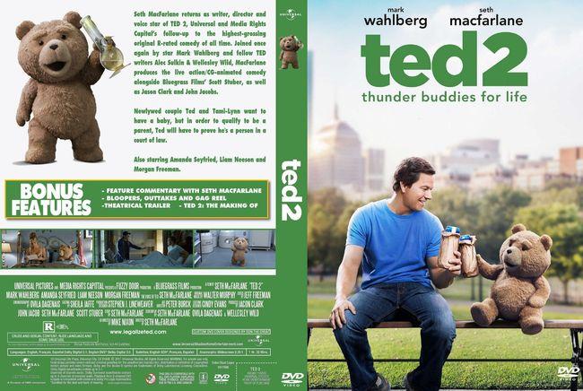 Ted 2 – Castellano – DVD9