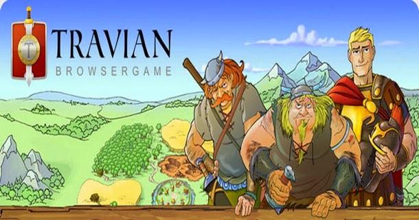 Travian, elige tu bando, romanos, galos o germanos