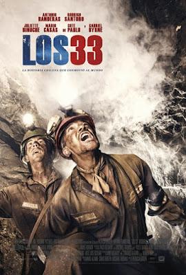 Los 33 en Español Latino