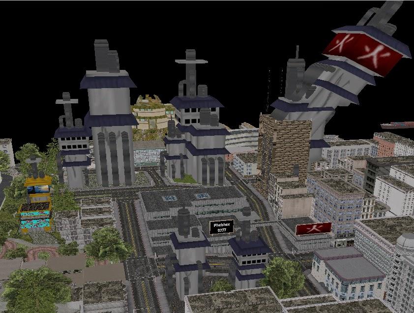 Matth28 : AMEGAKURE MAP FOR GTA SAN ANDREAS
