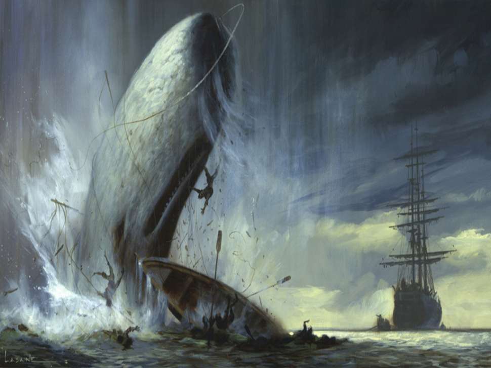 Nickerson moby dick