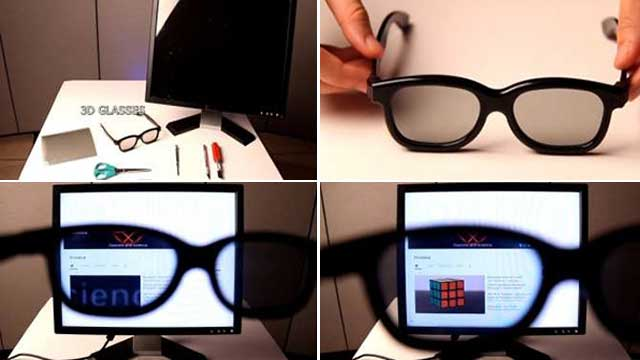 بالفيديو.. كيف تحول أي شاشة كمبيوتر إلى شاشة سريّة تراها أنت فقط!