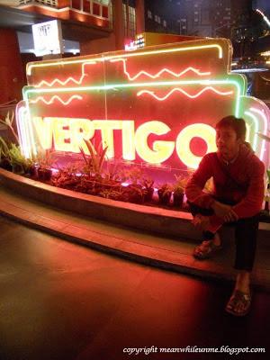Vertigo Trans Studio Bandung