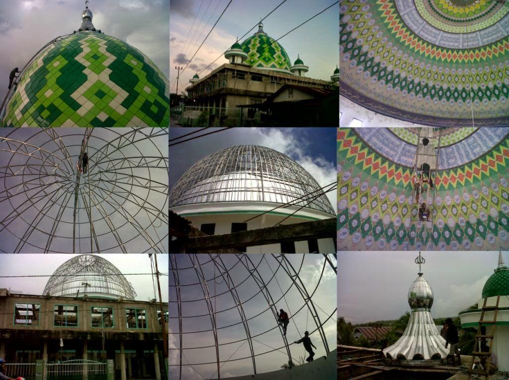 harga kubah masjid,desain kubah masjid,bentuk kubah masjid,gambar kubah masjid