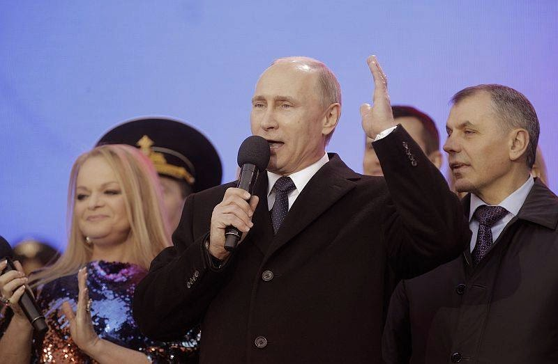 Sejarah Putin Terpilih Jadi Presiden Rusia