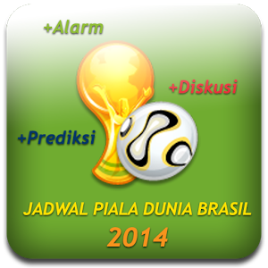 Free download app Jadwal Piala Dunia 2014 .APK Full FINAL World Cup Brazil