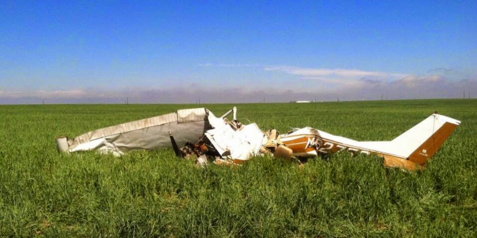 Taking Selfies might have caused the Fatal Plane Crash in Colorado