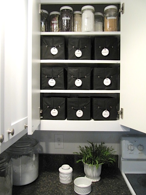 Charmant Kitchen Organization