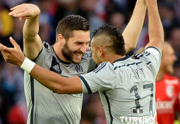 Highlights Marseille 3 – 0 Bastia (Ligue 1)