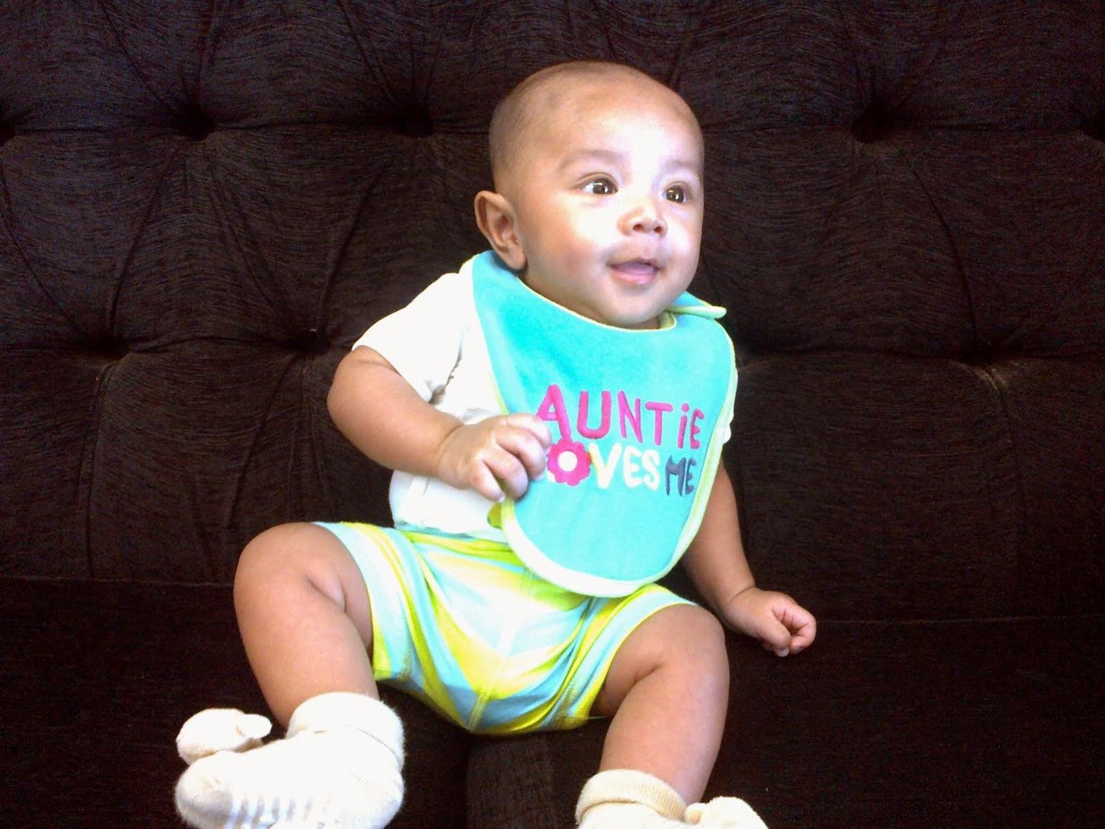Aqil @ 3 months