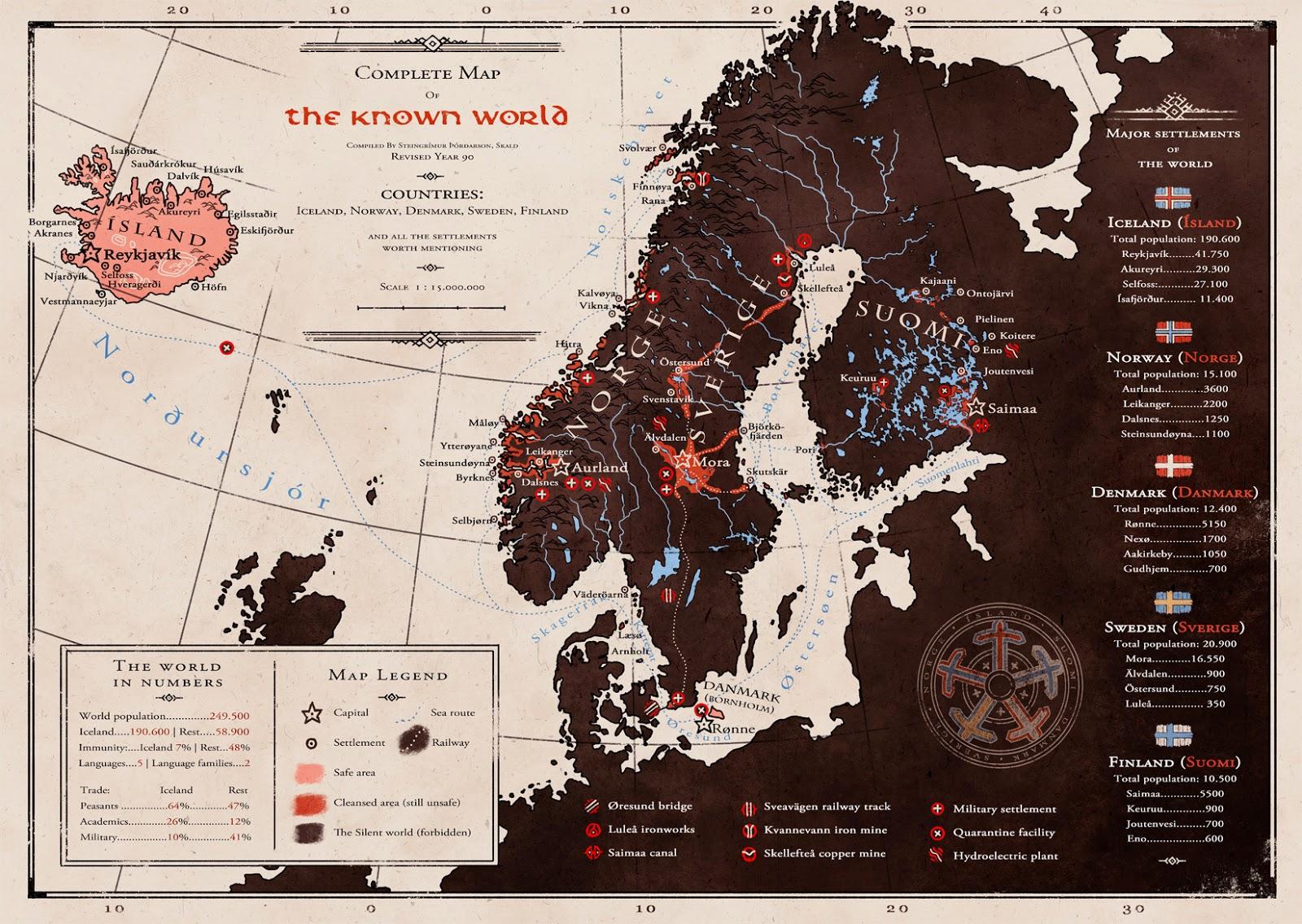 alternate history hub map images