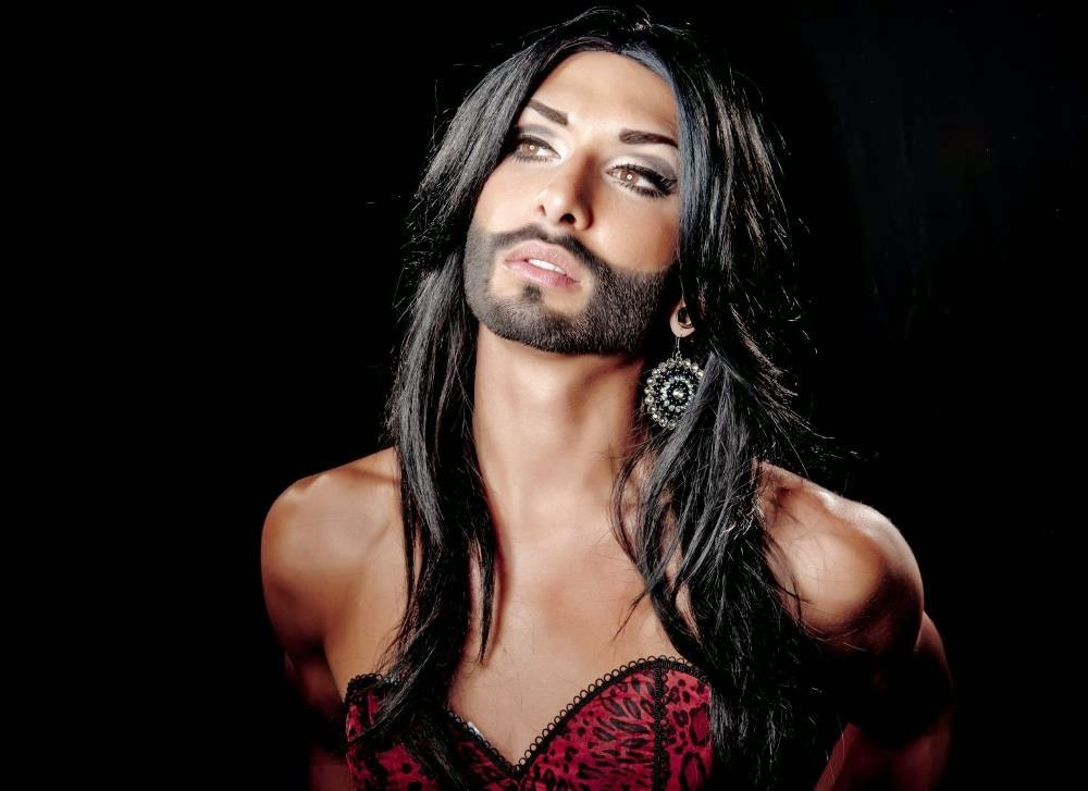 of The Bearded Drag Queen