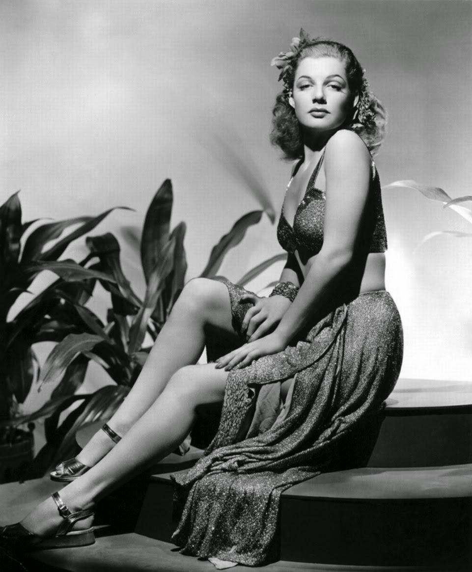 Pensamientos maupinianos retratos glamour de hollywood - Ann diva del passato ...