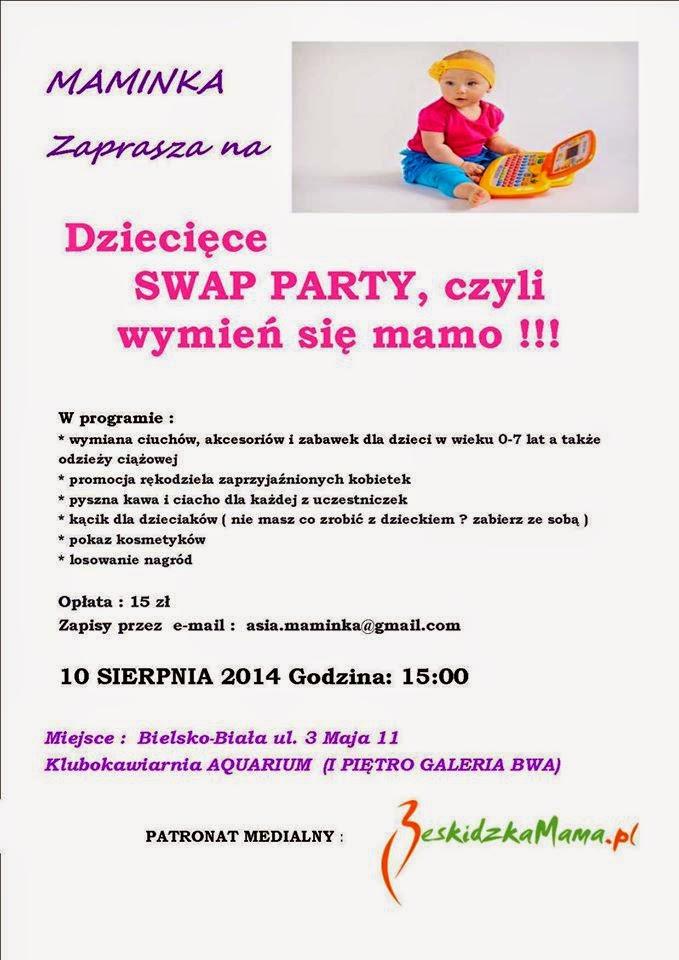 Byłam na Swap Party