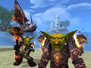 """Imagem do World of Warcraft: jogo uniu a qualidade em fabricar jogos da Blizzard com o """"boom"""" dos negócios pela internet."""