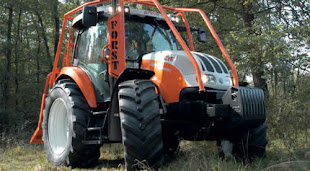 Traktorji Steyr Forst - klikni