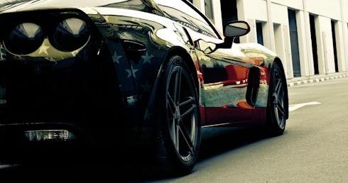 Biltester 5 Snygga Bakgrundsbilder Corvette Special