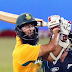 1ST T20I - NEW ZEALAND VS SOUTH AFRICA