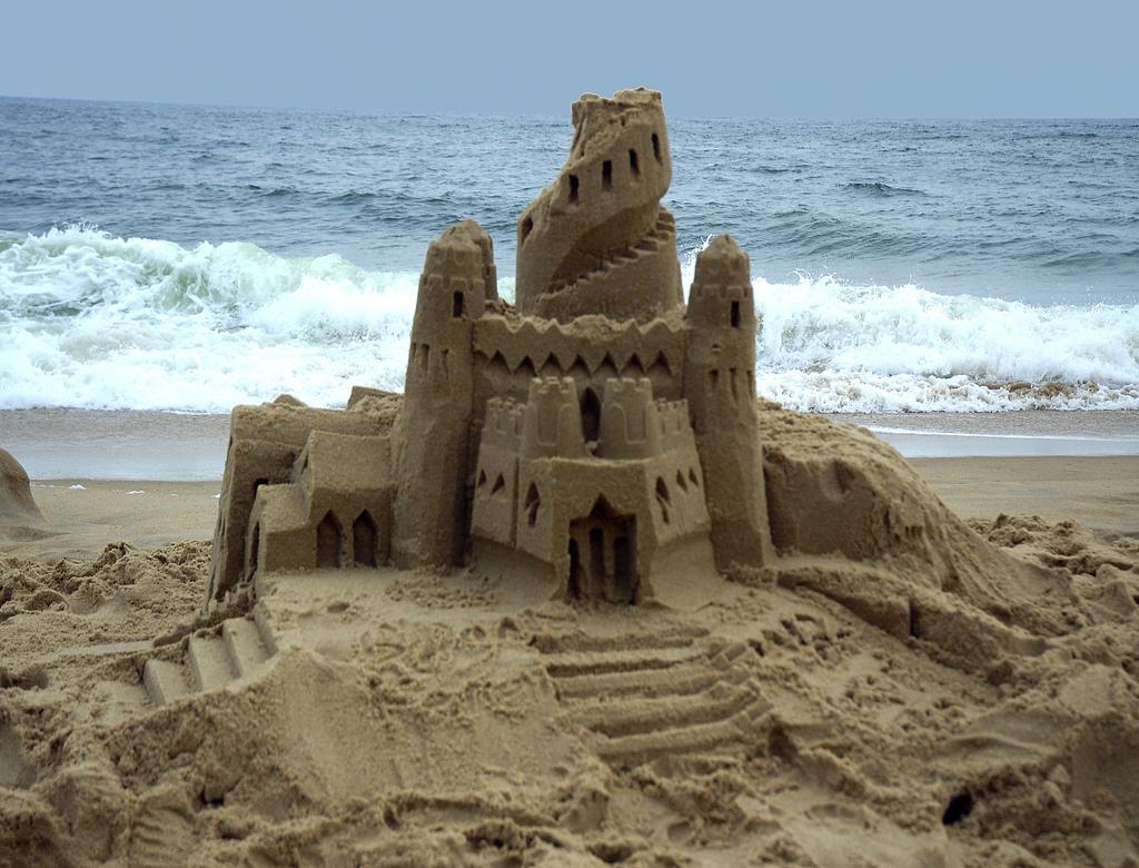 Thunder - Castles In The Sand - YouTube