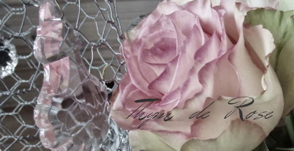 Thym de Rose