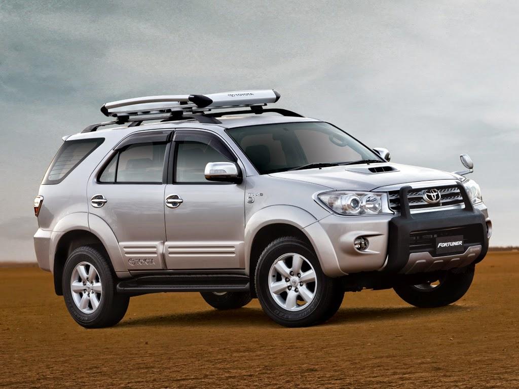 Harga Mobil Mewah Toyota Fortuner Terbaru 2015