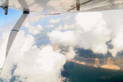 St. Peter-Ording: Fotos eines Tandem-Fallschirmabsprunges über dem ordinger Strand 8
