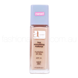 Foundation Review Almay Line Smoothing Foundation
