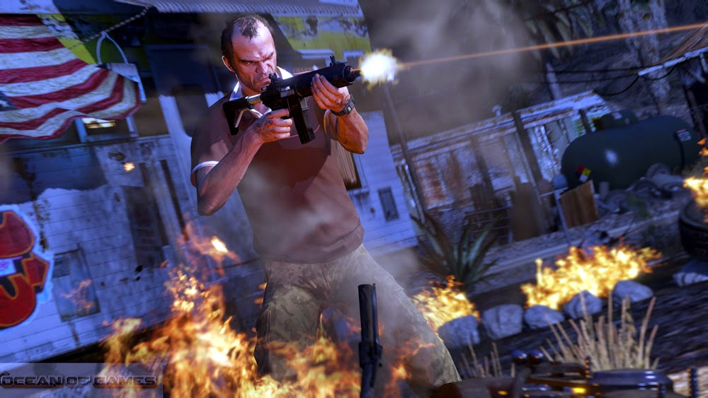 Game GTA 5 PC full Version
