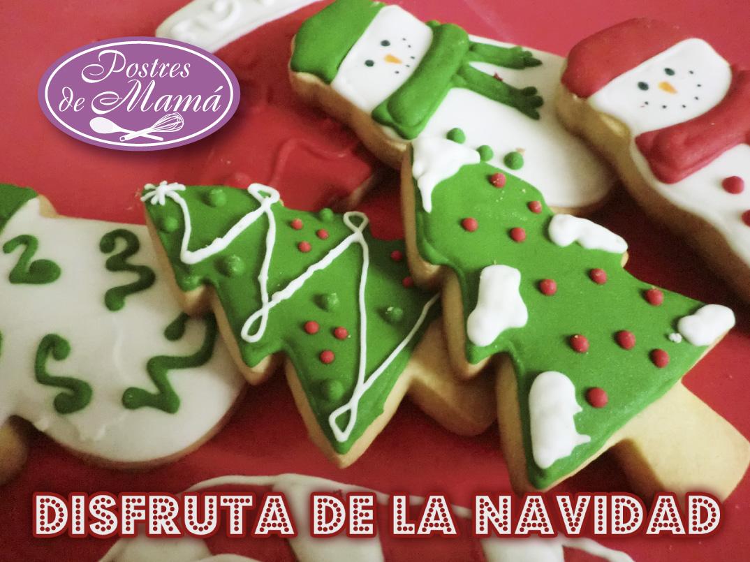 Postres de mam galletas especial navidad - Postre especial navidad ...