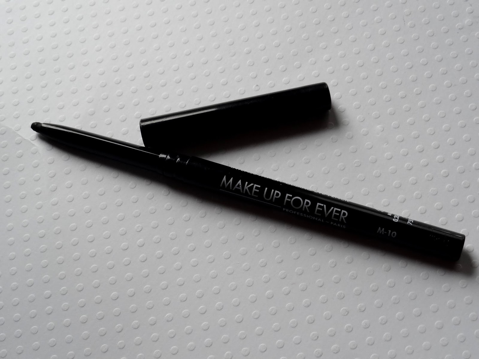 make up for ever eyeliner in m10