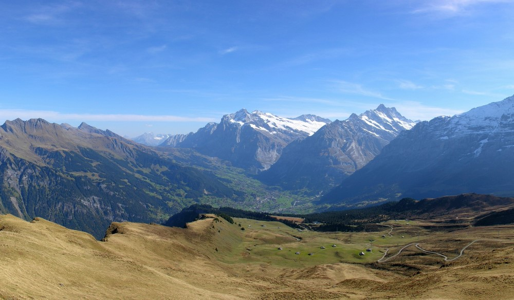 En Güzel Dağ Manzaralı HD Resimler