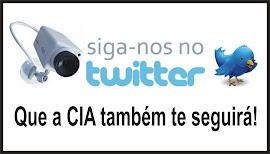 CIA espiona Twitter e Facebook