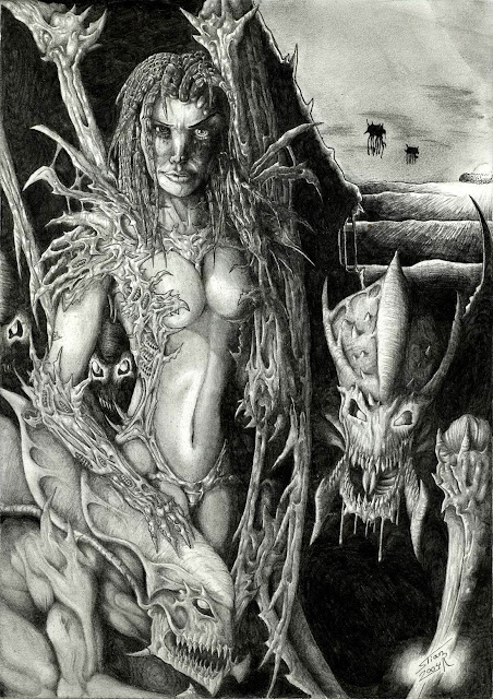 Infested Kerrigan por AlphonseCapone