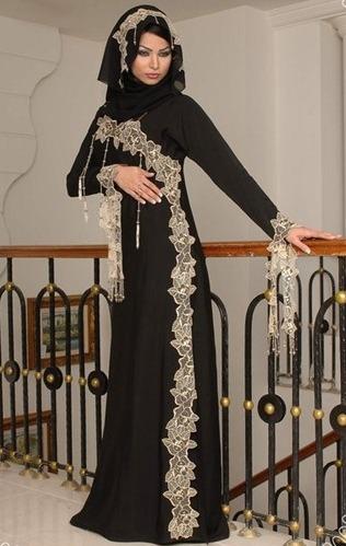 Beauty Style Abaya