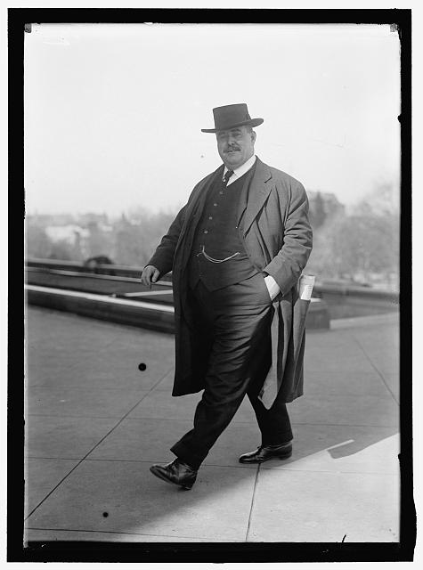 WILLIAM J. FLYNN, CHIEF, U.S. SECRET SERVICE 1914