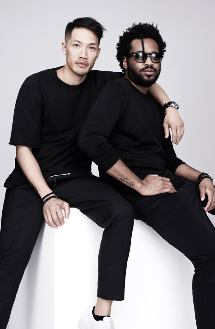 Dao-Yi Chow & Maxwell Osborne of Public School become DKNY new creative directors / fashion news / via fashioned by love british fashion blog