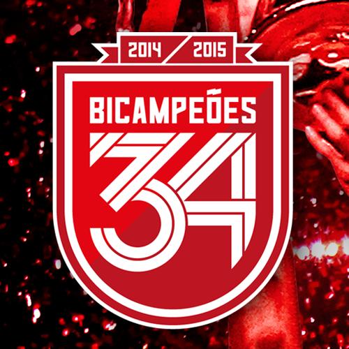 #Bicampeões34