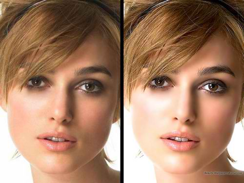 HOLLYWOOD CELEBRITIES BEFORE PHOTOSHOP: Keira Knightly ...
