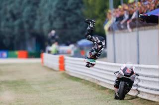 Johann Zarco Kunci Gelar Juara Moto2 Musim 2015