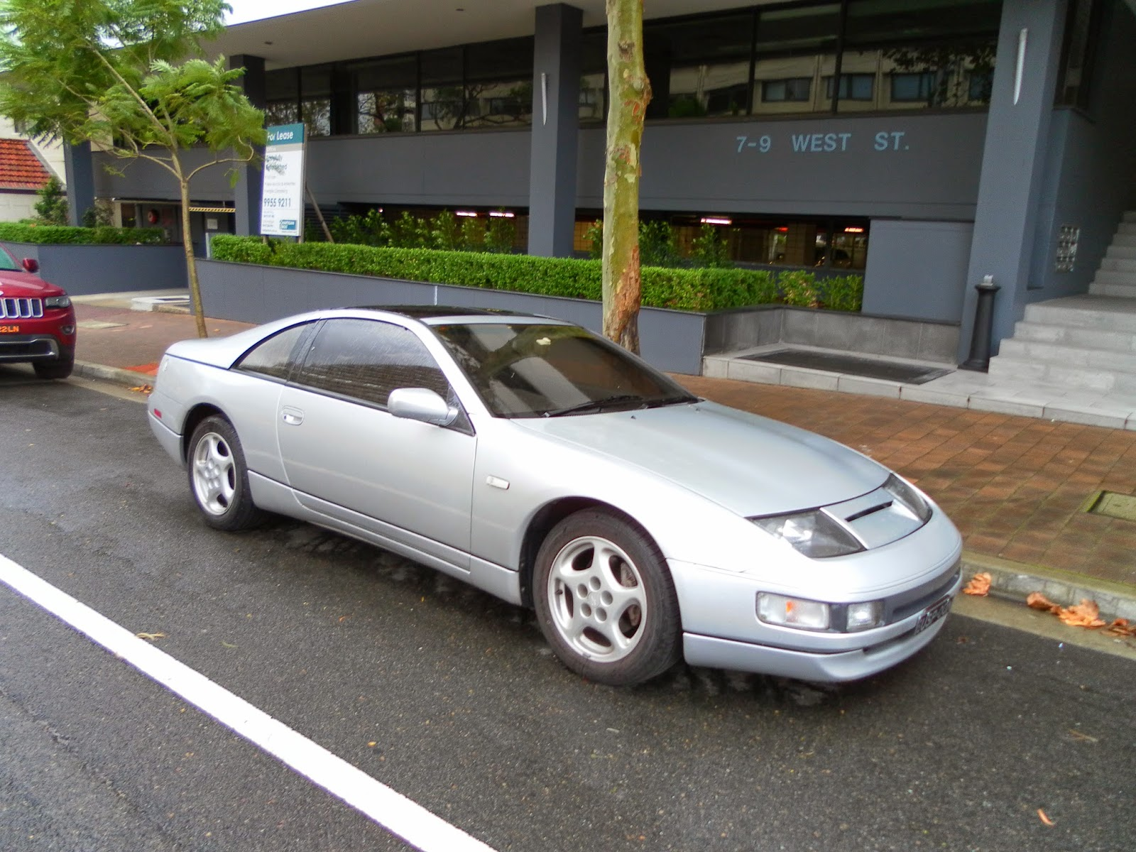 Aussie Old Parked Cars  1990 Nissan 300ZX  Z32