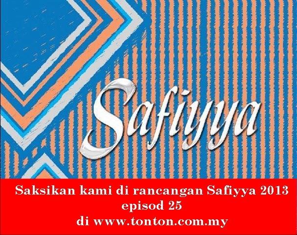 Kami di dalam Safiyya 2013 TV9