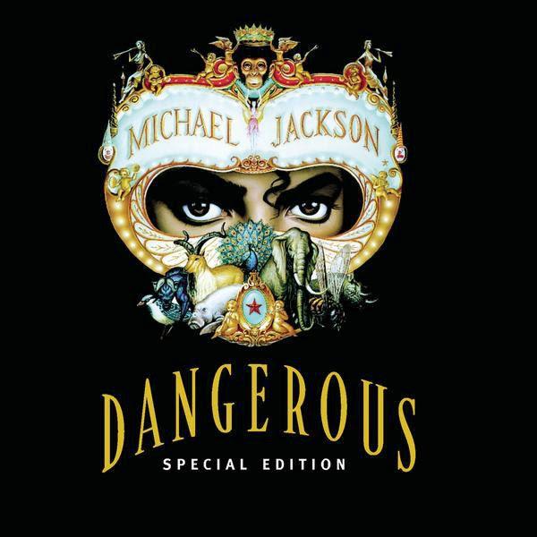 Michael Jackson - Dangerous Cover
