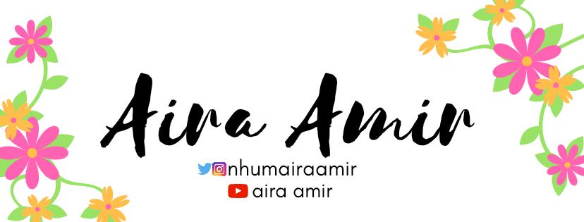 Journey of Aira Amir