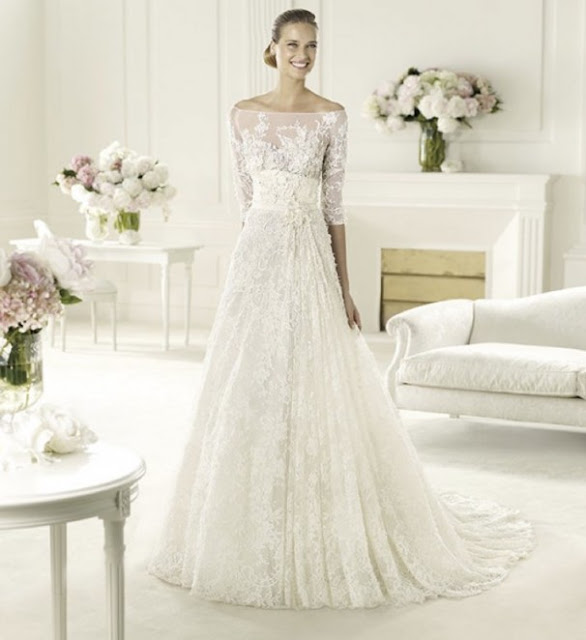 outstanding wedding dresses