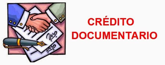 el credito documentario-carta de credito