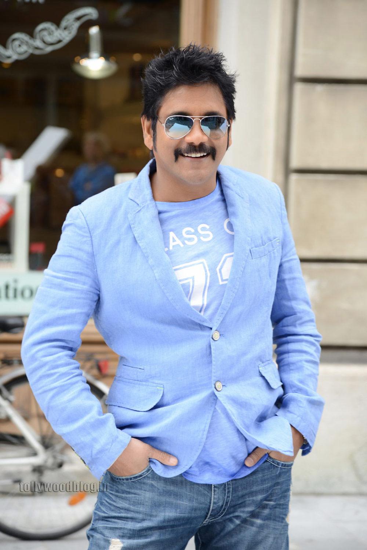 King Nagarjuna Photos From Bhai Movie