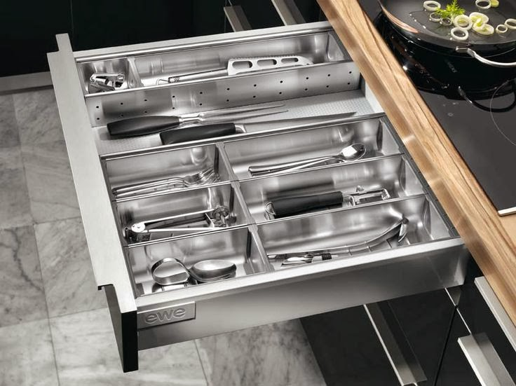Cutleries set cabinet modern home design directory for Kitchen unit set