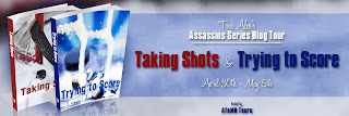 {Review+G!veaway} Taking Shots by Toni Aleo
